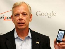 Verizon CEO:5G将引发第四次工业革命