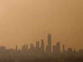 研究称特朗普治下美空气污染加重 PM2.5浓度上升5.5%