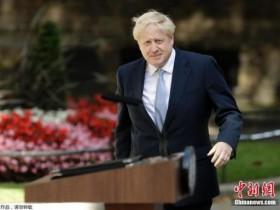 特朗普将赴英出席北约峰会 约翰逊喊话别谈英国大选