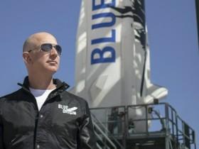 贝佐斯向美国国家航空航天博物馆捐赠2亿美元