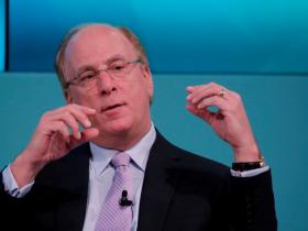 贝莱德CEO:不认为高通胀是暂时的 美联储将被迫改变政策